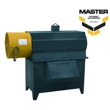 Master CT 50 P - Teplovzdušná kamna na tuhá paliva + Master B 2 EPB