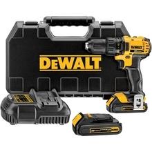 DeWalt DCD780C2 - Aku vrtací šroubovák XR Li-Ion 18 V