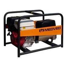 MEDVED Grizzli 9000 H - Elektrocentrála 9 kVA / 400V (Honda GX390)