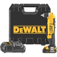 DeWalt DCD740C1 - Aku pravoúhlá vrtačka 18V