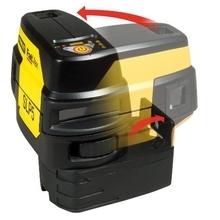 Stanley SLP5 - Samonivelační 5-ti bodový laser