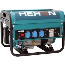 HERON EGM 25 AVR - Elektrocentrála benzínová 2,3 kW