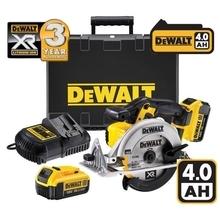DeWalt DCS391M2 - Aku kotoučová pila 18 V / 4.0 Ah
