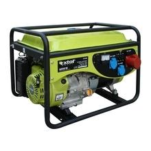 Extol-Craft 421060 - Elektrocentrála benzínová třífázová 6,0 kW