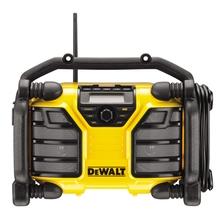 DeWalt DCR017 - Aku síťové rádio / nabíječka