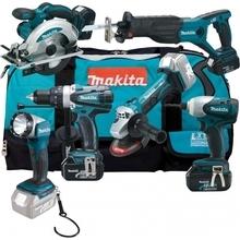 Makita DLX6011 - Sada nářadí Makita