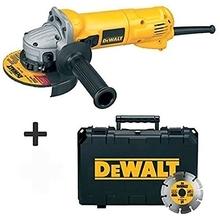 DeWalt DWE4217KD - Elektrická úhlová bruska 125mm