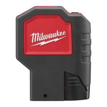 Milwaukee C12 RAD-0 - Aku laser s olovnicí 12 V (nulová verze)