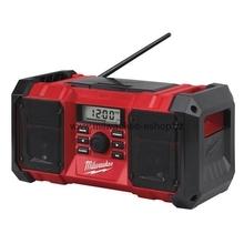 Milwaukee M18 JSR-0 - Aku stavební rádio 18 V (nulová verze)