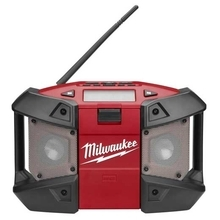 Milwaukee C12 JSR-0 - Aku rádio 12 V
