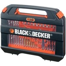Black&Decker A71552-X - Sada vrtáků a bitů (35 dílná)