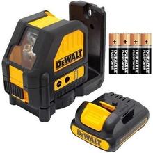 DeWalt DW089KPOL - Samonivelační křížový laser + vyměřovací tyč