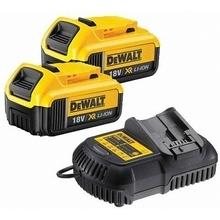 DeWalt DCB105P2 - Sada nabíječky a baterií 18 V / 5.0 Ah