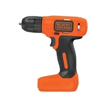 Black&Decker BDCD8 - Aku vrtačka 7.2 V / 1.5 Ah Li-Ion (8/12Nm