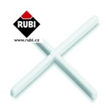 Rubi 02036 - Plastové křížky 6 mm (100ks)