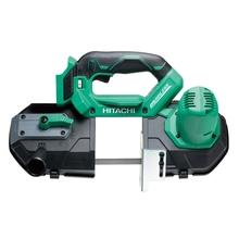 Hitachi CB18DBLW4 - Aku pásová pila 83 mm 14,4 / 18 V bez aku