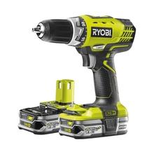 RYOBI RCD18022L - Aku 2-rychlostní vrtačka/šrobovák 18 V 1.5 Ah