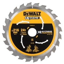 DeWalt DT99568 - Pilový kotouč pro pokosové pily XR FLEXVOLT
