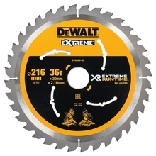 DeWalt DT99569 - Pilový kotouč pro pokosové pily XR FLEXVOLT 216x30x36mm