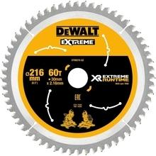 DeWalt DT99570 - Pilový kotouč pro pokosové pily XR FLEXVOLT 216x30x60mm