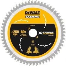 DeWalt DT99573 - Pilový kotouč pro pokosové pily XR FLEXVOLT 250x30x60mm
