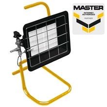 Master 34 CR - Plynový sálač (1.7 - 3.4 kW)