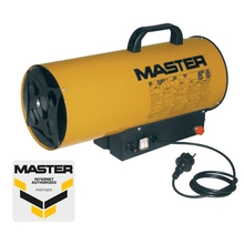 Master BLP 33 M - Plynové topidlo s regulací