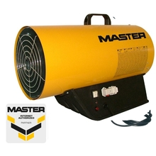 Master BLP 73 ET - Plynové topidlo s regulací