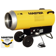 Master BLP 103 ET - Plynové topidlo s regulací